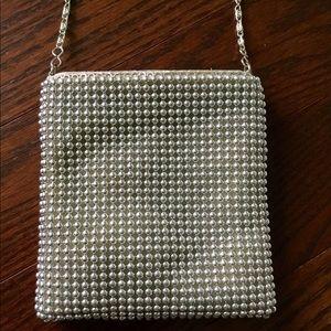 Metal Cross Body Bag Mini Bag